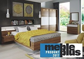 Kolekcja mebli ZEFIR Produktem Roku 2017