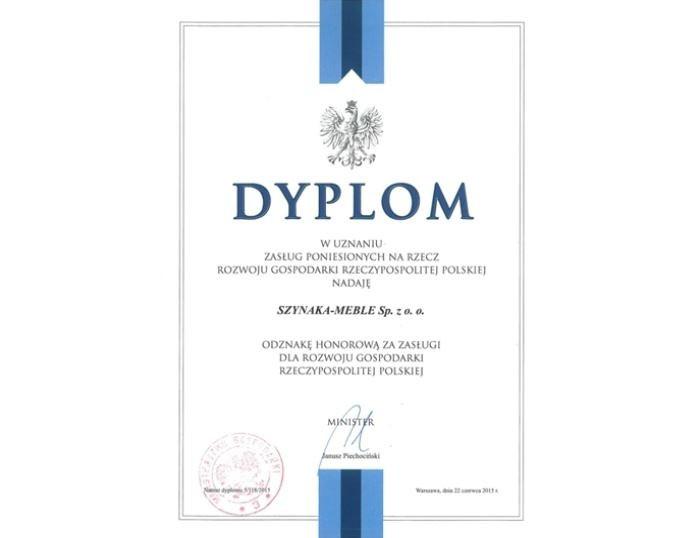 Odznaka honorowa za zasługi dla rozwoju gospodarki Rzeczpospolitej Polskiej