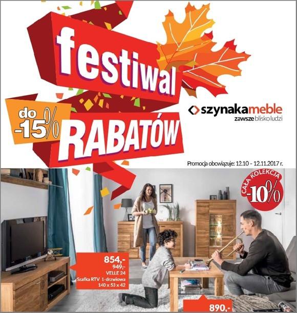 Festiwal rabatów!