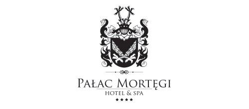 logo Pałac Mortęgi